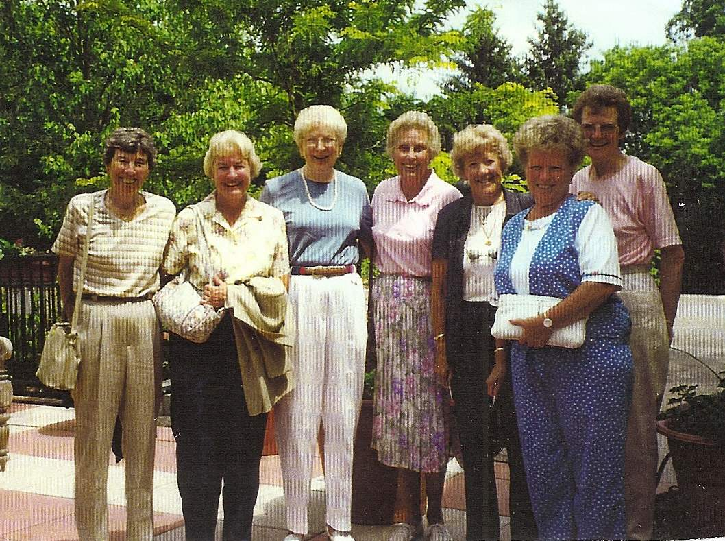 wga group circa 90s